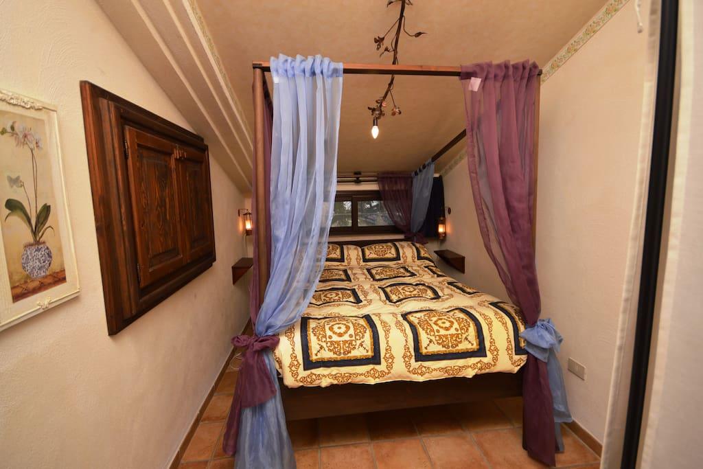 camera da letto n° 1