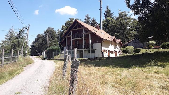 Gîte Saint Victor- Alsace- Hautes Vosges