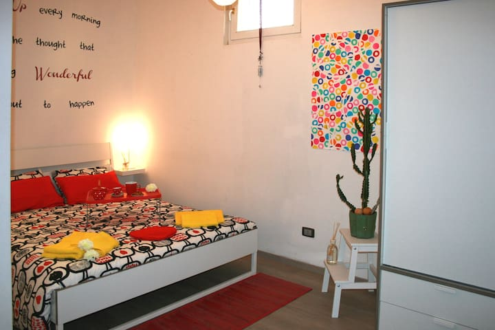 Appartamento CIAO BELLI (di sopra) - Bergamo - Appartement