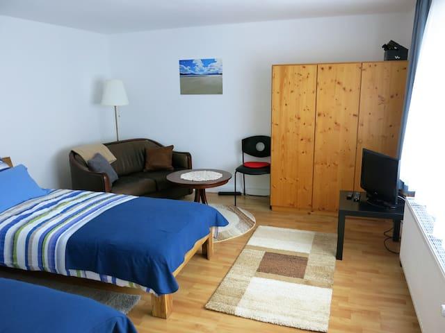 Cosy small holiday flat near Neustadt/Weinstrasse