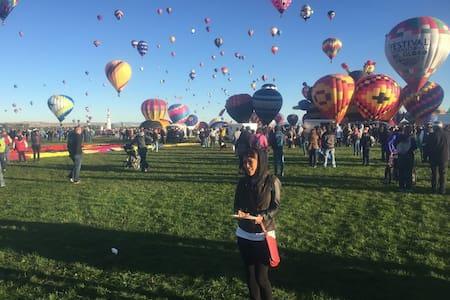 Custom Home Close to Balloon Fiesta