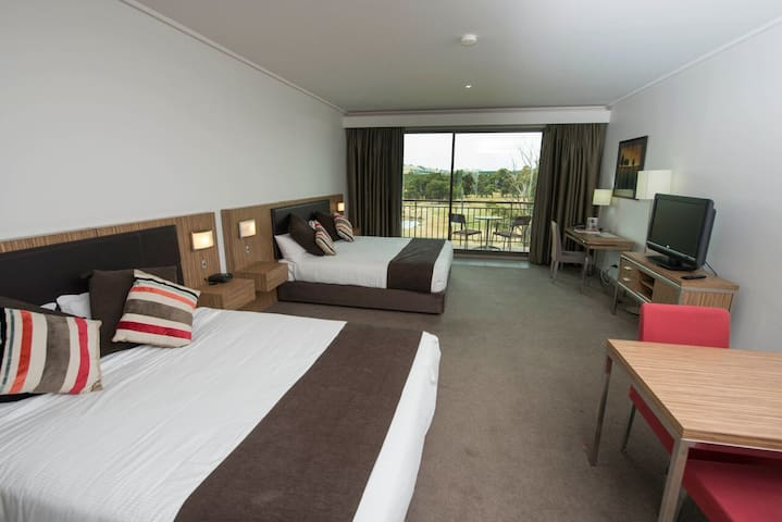 Goldfields Resort Private - Creswick - Pis