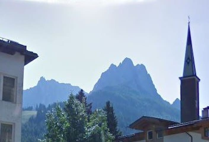 Romantic Two-Bedroom Attic in Val di Fassa