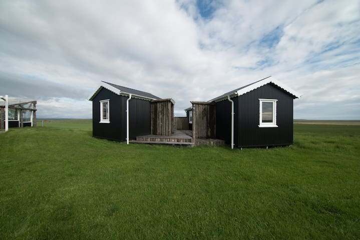 Miðás - Farm Holidays and Horse Riding- Hut 2