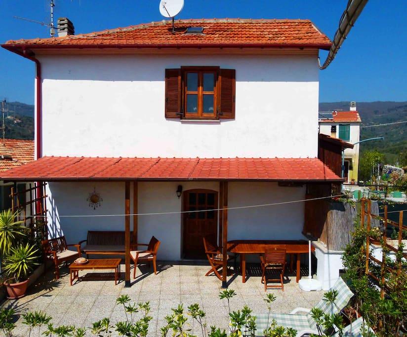 Casa Sole Terrazzo