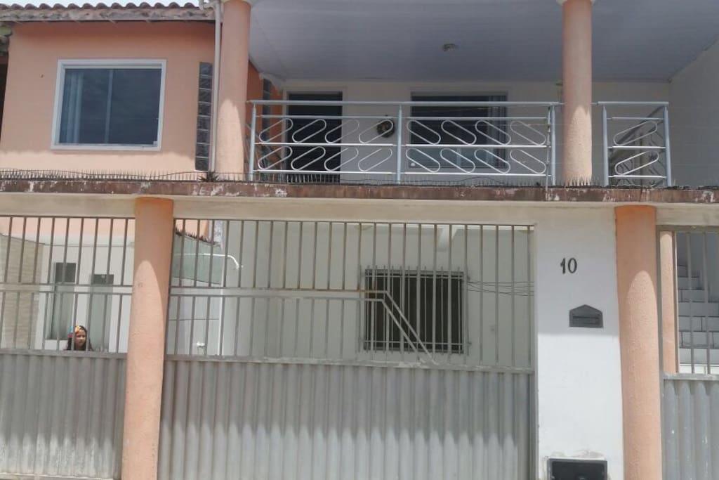 Casa Entrada