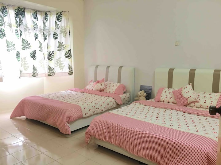 AA Homestay Cheapest homestay in Ipoh!