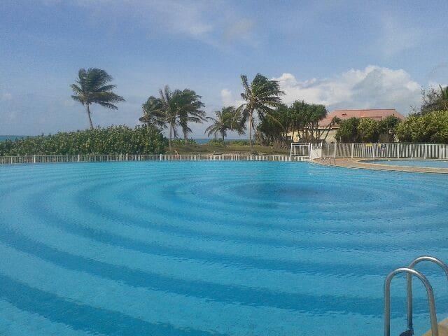 Petit paradis les pieds dans l eau