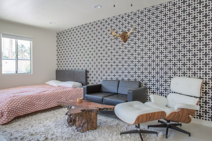 Mid-Century Studio, Palm Springs - Palm Springs - Appartement