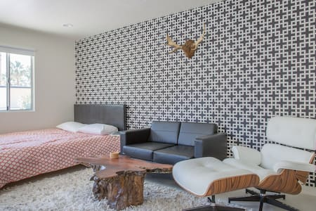 Mid-Century Studio, Palm Springs - Appartement