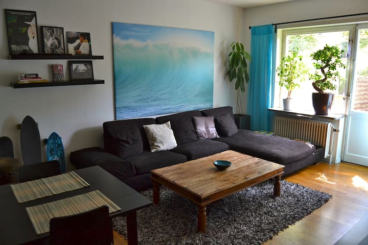 3room apartment in trendy Hägersten - Estocolmo - Apartamento