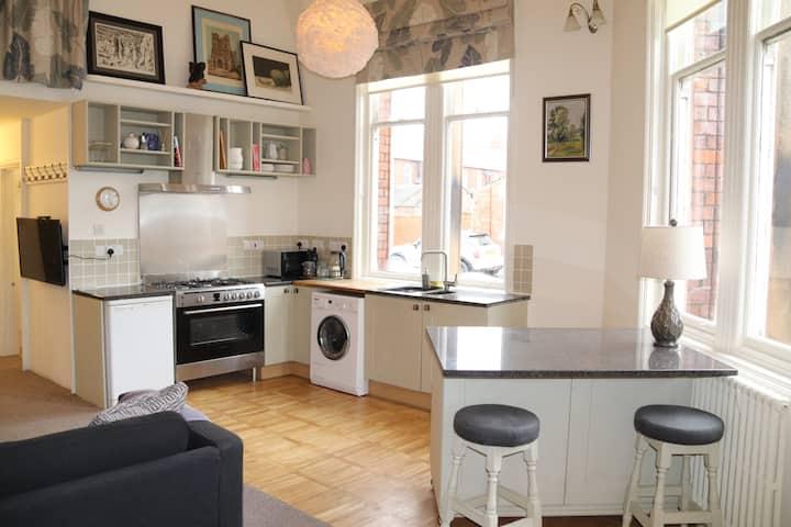 Stunning Ground Floor Flat-Denton Holme, Carlisle