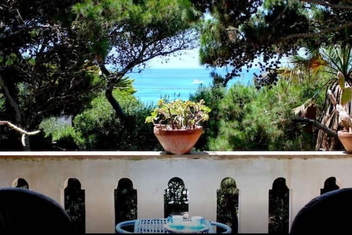 Casa Sul Mare Appartamento in villa