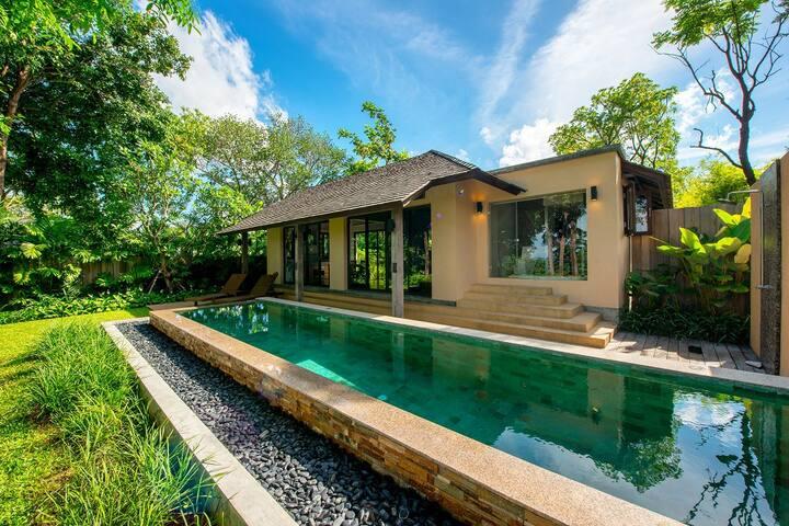 """Villa HongLek """"SAMSAM Yao Noi"""""""