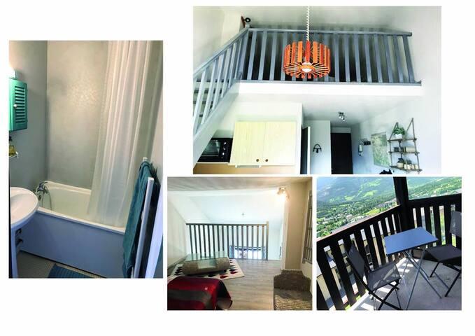 Appartement T3 Mezzanine - Vue plein Sud