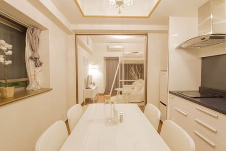 Luxury apartment 4mins from OCAT#2 - 大阪市
