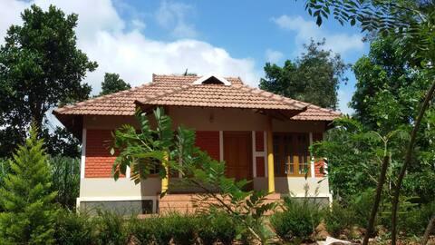 Marsim Holiday Resort Chickoo Villa River facing