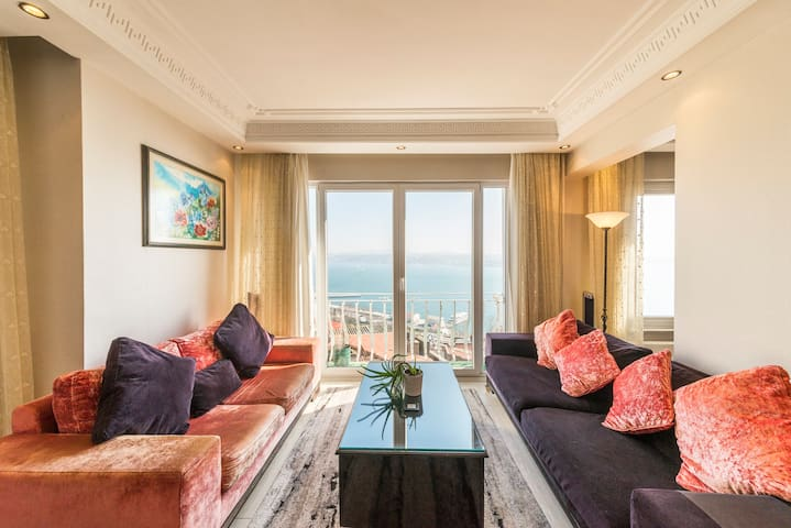Magnificent Seaview,Bosphorus,Large Apartment 2+1