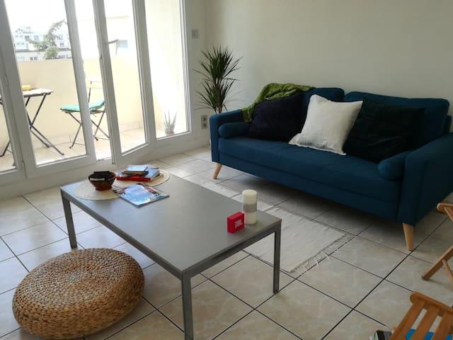 Caluire-etCuire : appartement cosy