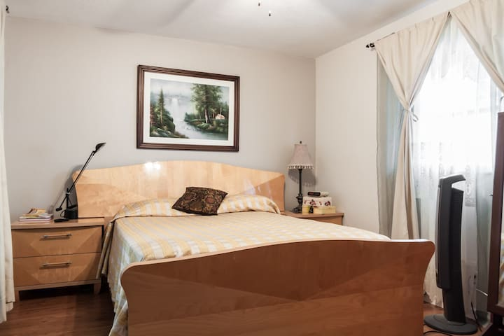 Beautiful Bedroom in Tamarac - Tamarac - Casa