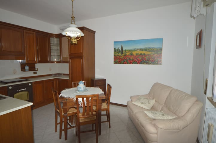 Three-rooms apartment between sea and hot springs - Venturina Terme - Appartement