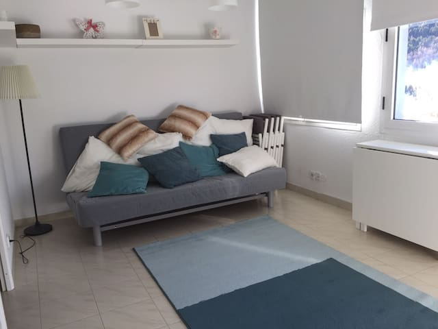 Apartamento con vistas impresionantes - El Tarter - Leilighet