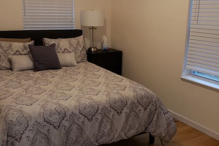 Private Bedroom in Townhouse #2