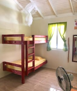 Dorm bed - Soufriere Guesthouse