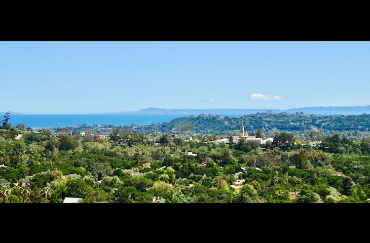 Stunning Panoramic Ocean/Mission Views 3BR
