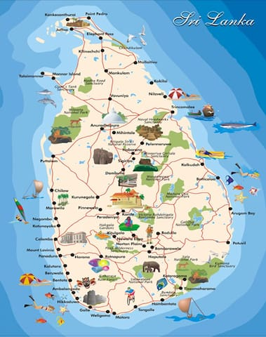SriLanka Budget  Tours - Wattala - Annat