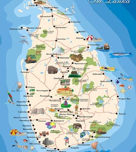 SriLanka Budget  Tours - Wattala