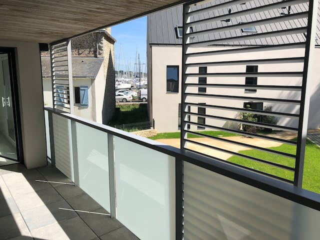 Appartement neuf lumineux T3 avec terrasse