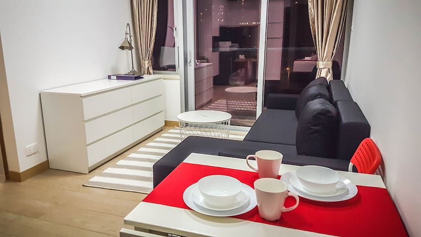 New serviced apartment nearby HK Airport, Disney - Hong Kong - Serviced flat