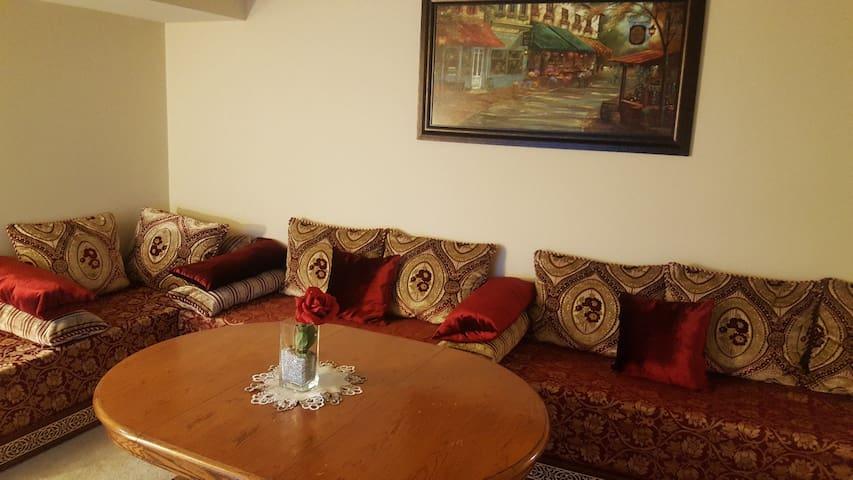 Gorgeous second-floor private bedroom/bath.