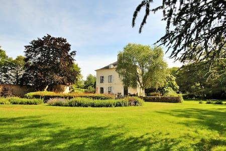 Maison Bourgogne, Colette, Guedelon, zwembad - Saint-Sauveur-en-Puisaye - Villa