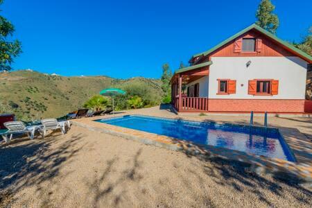 Huis met eigen Zwembad (Aries) - Arenas