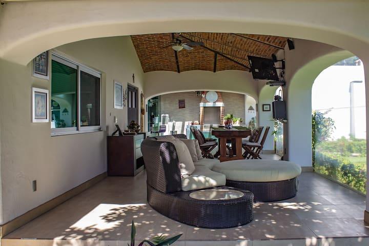 Amaizing house in Ajijic