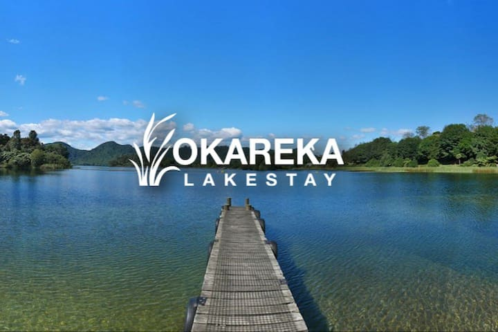 Okareka Lakestay Rotorua, Sleeps 8 Newly Renovated