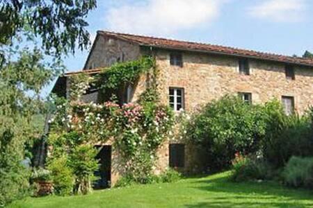 Villa Vallicorte - Compignano - Rumah