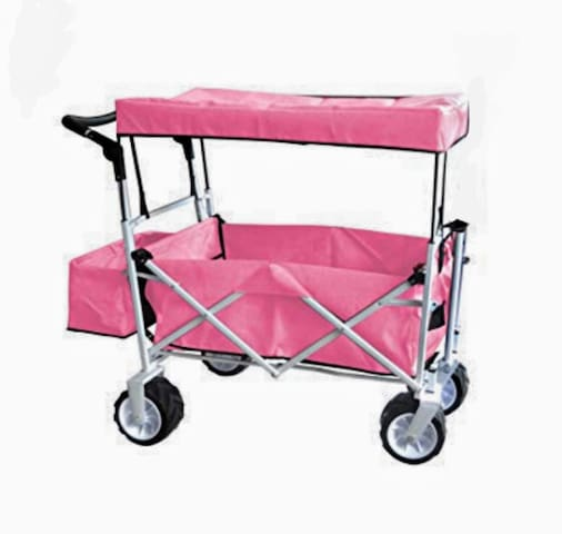 Push cart rental