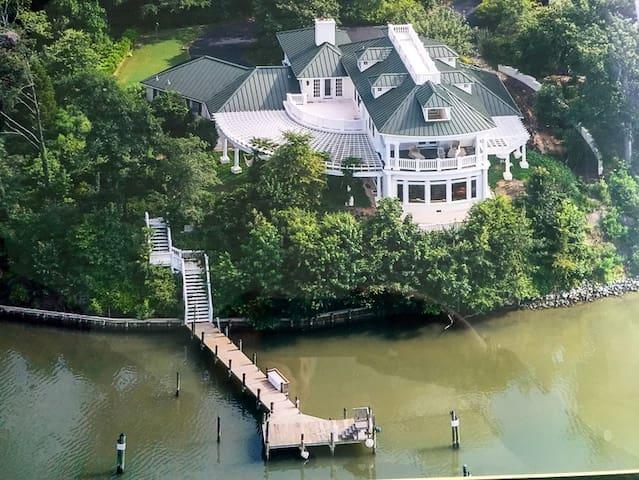 Chesapeake Bay, Carters Creek-CartersCreekHome.com