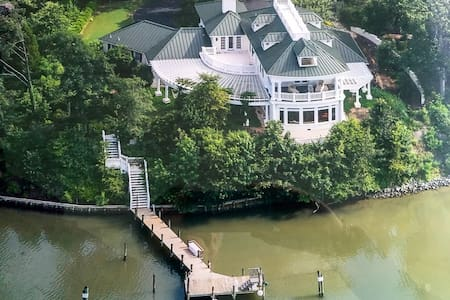 Chesapeake Bay, Carters Creek,8000 sq ft new home - Weems - House