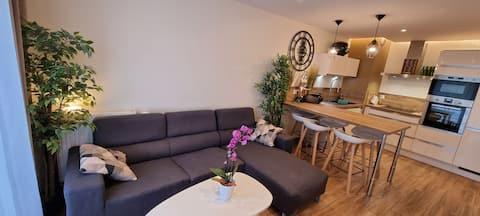 Belle appartement à proximité de Chambéry