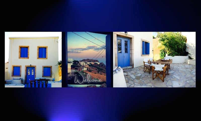 The Seashell House - Chora, Kythera - Kythira - Huis