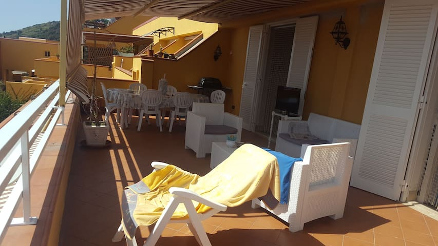 Airbnb Sangineto Lido Vacation Rentals Places To Stay
