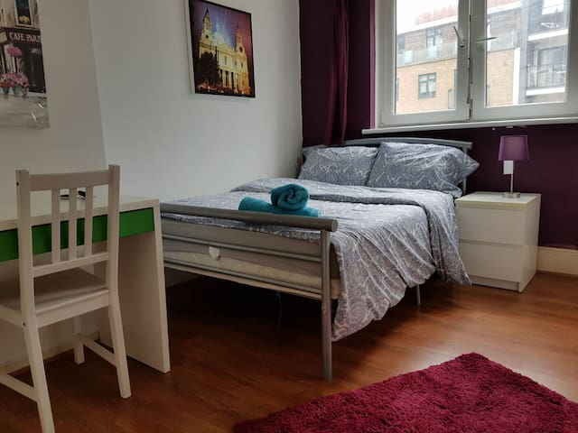Double Room Near Bethnal green station (2)