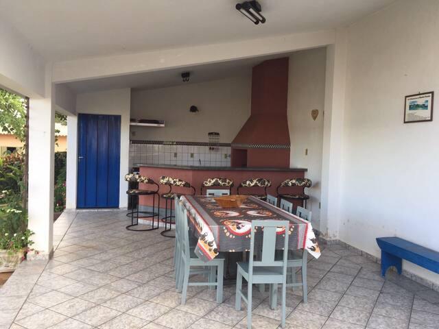 Rancho Paraíso - Areado (Represa de Furnas) - Areado - Cabin