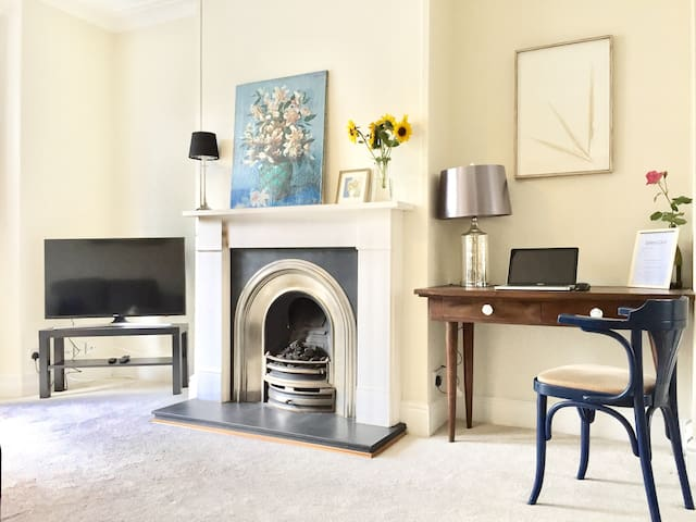 Boutique & Elegant double bed room in Bath