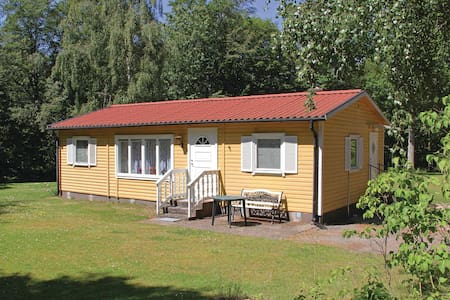 Holiday cottage with 2 bedrooms on 57m² in Nättraby