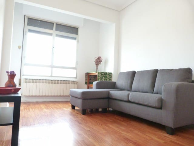 Apartamento céntrico en Vitoria